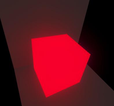 static cube