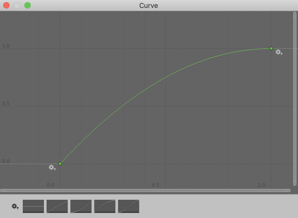 sample animation curve