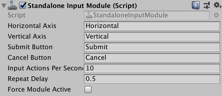 standalone input module inspector
