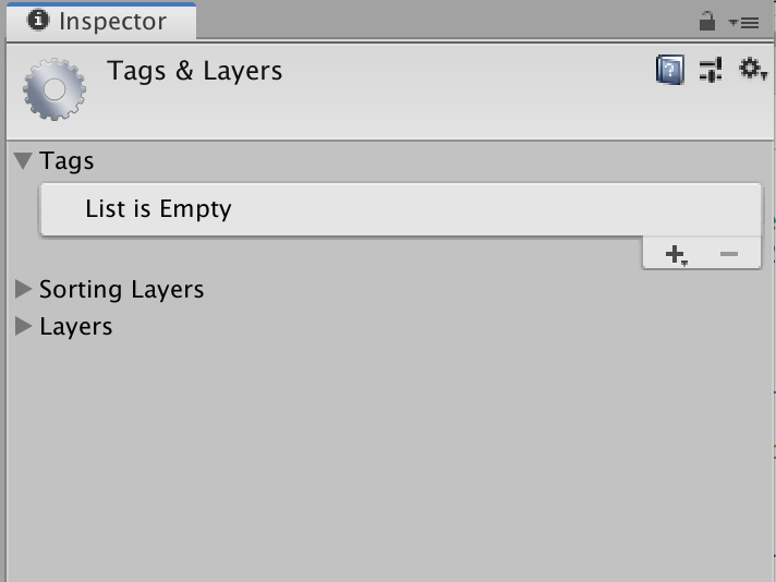 tags and layers
