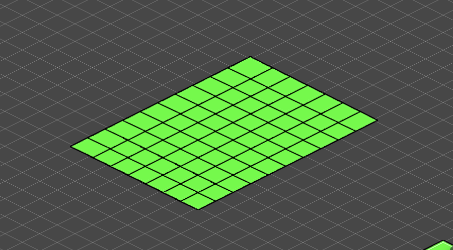 isometric map tip