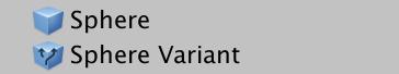 variant icon