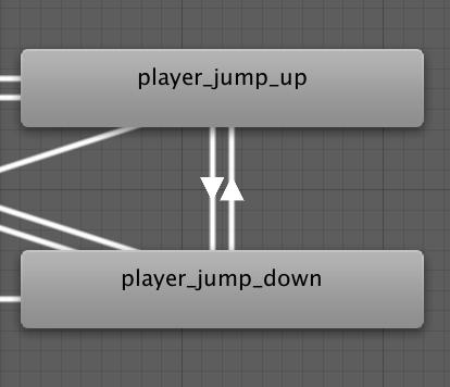 jump arrow