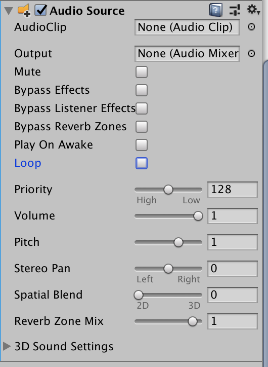 audio source play on awake