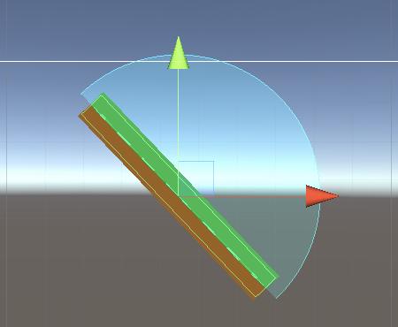 rotate platform effector 2d