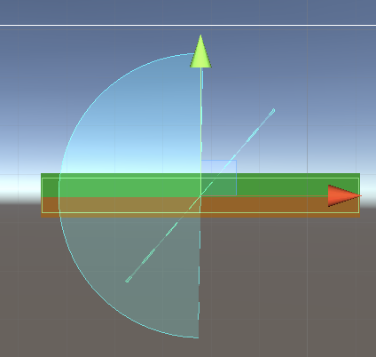 rotation angle platform effect 2d