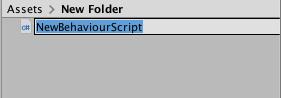 naming script