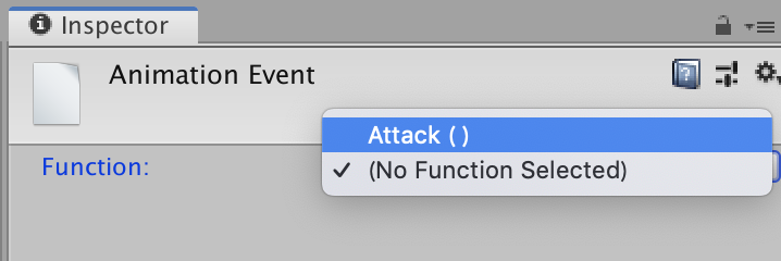add animation event method