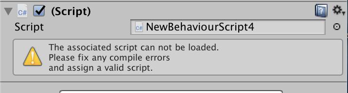 cannot load script
