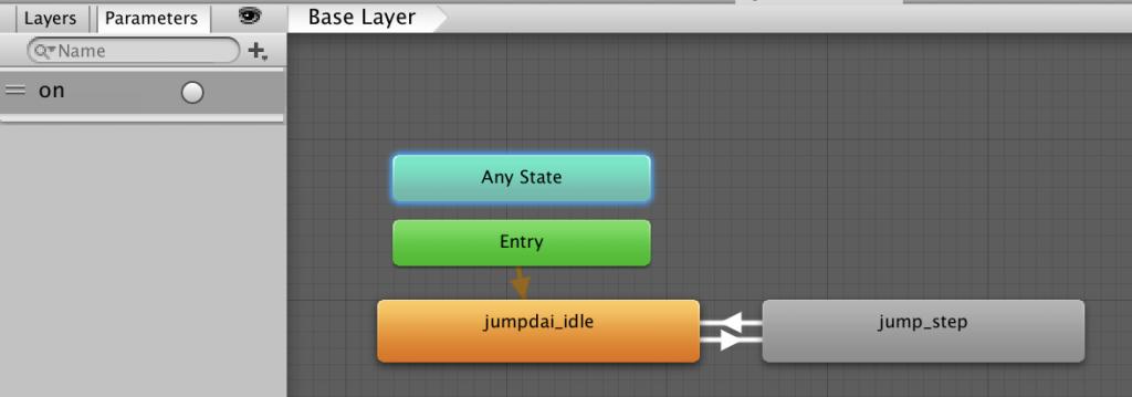 jump step animator