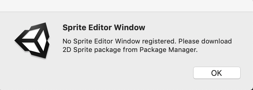 sprite editor window