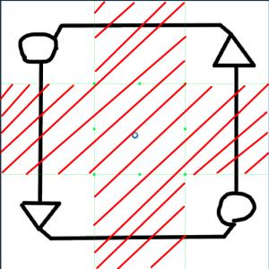 test sprite border extend